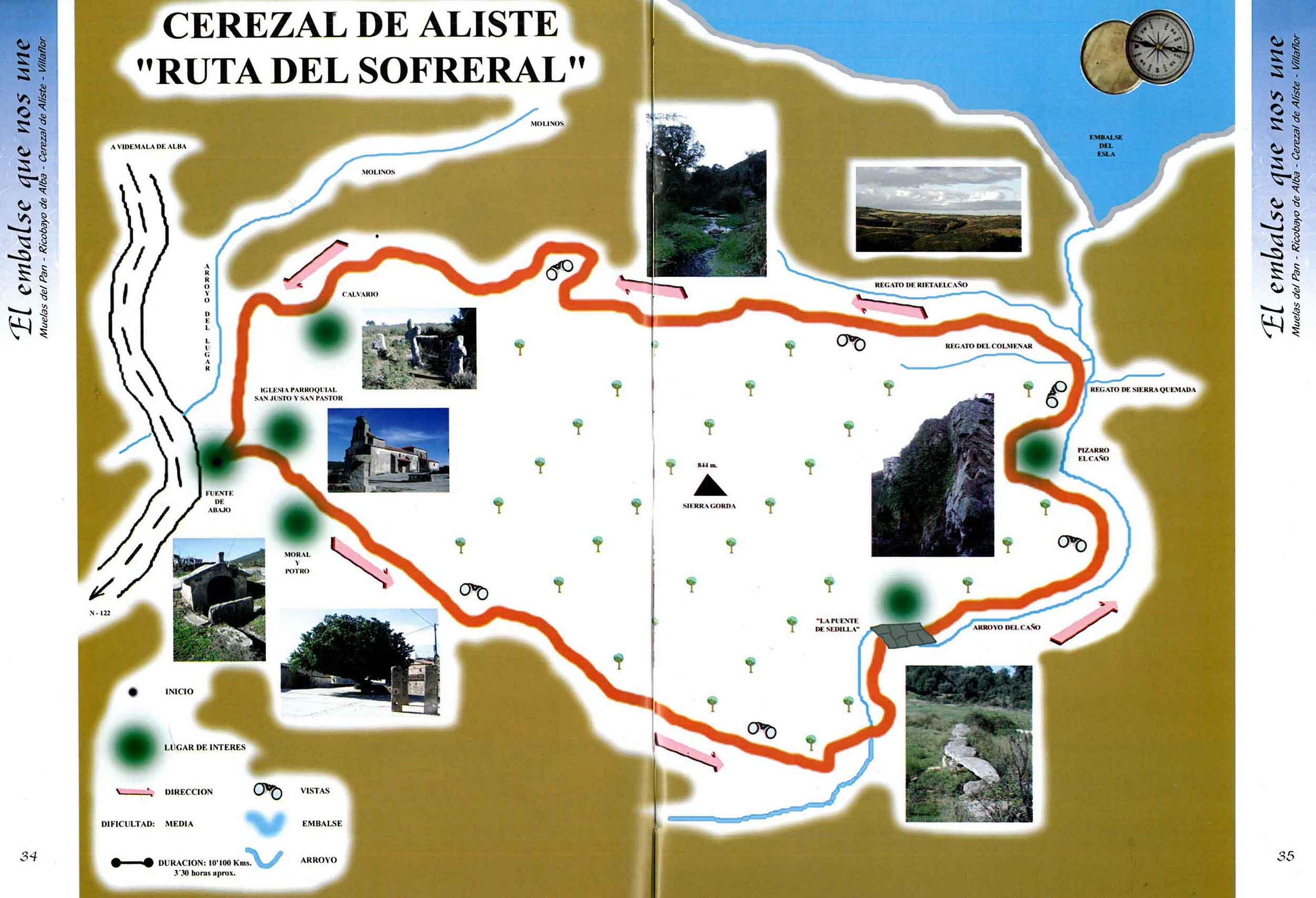plano ruta del sofreral
